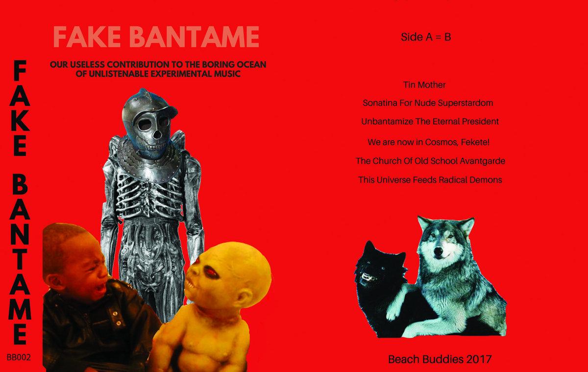 The Church Of Old School Avantgarde | Fake Bantame