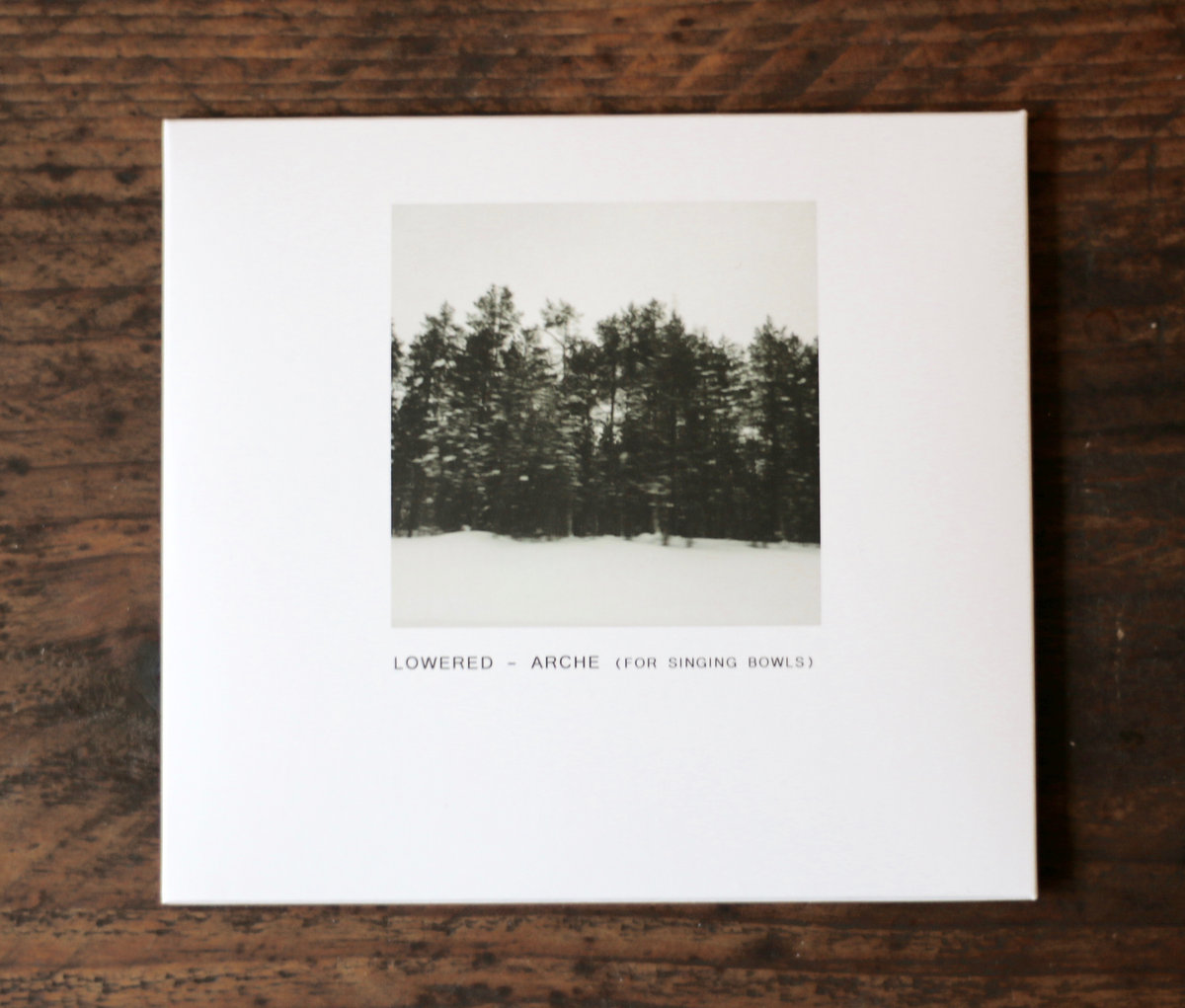 Arche (For Singing Bowls) | Trome Records