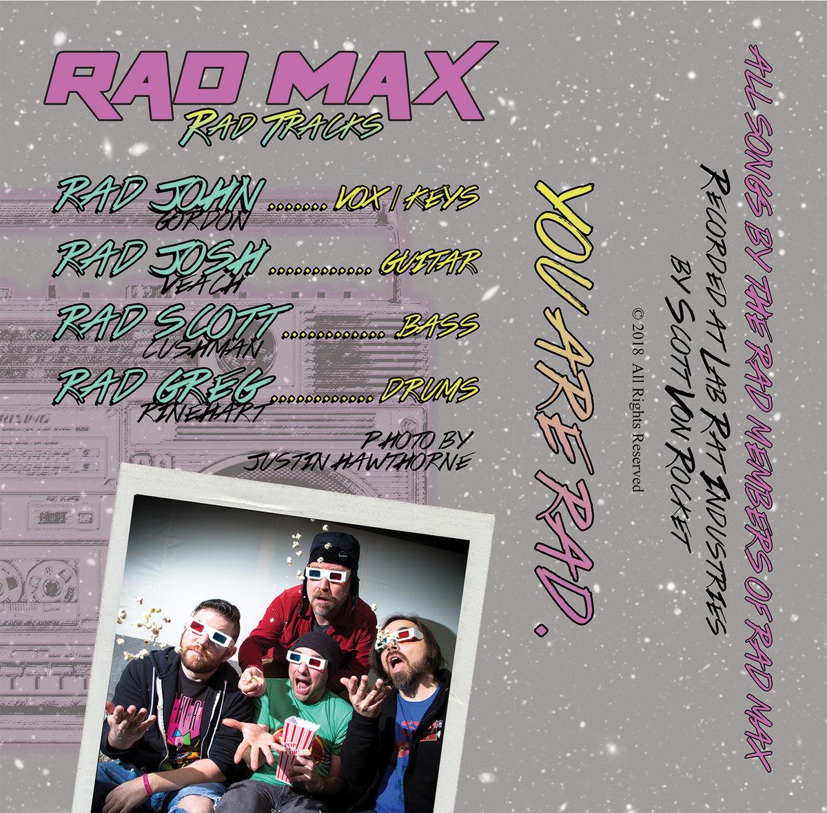 Rad Tracks | Rad Max