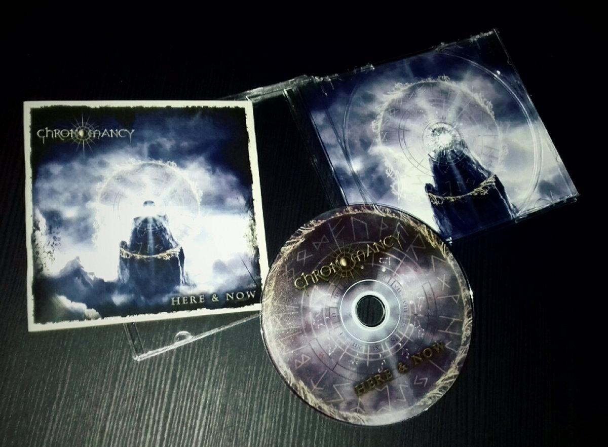 Here & Now (Full Length Album) | CHRONOMANCY