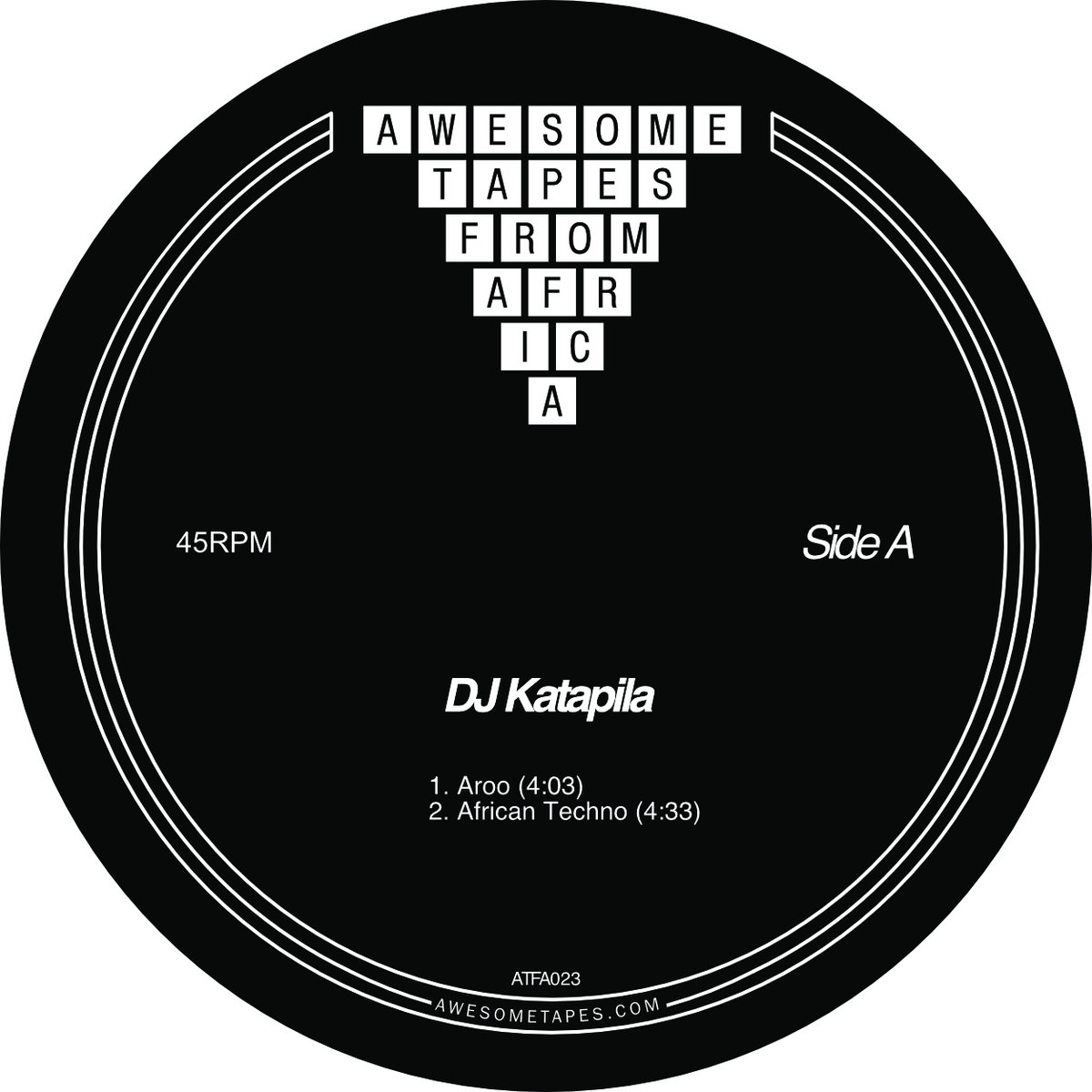 Image result for DJ Katapila - Aroo