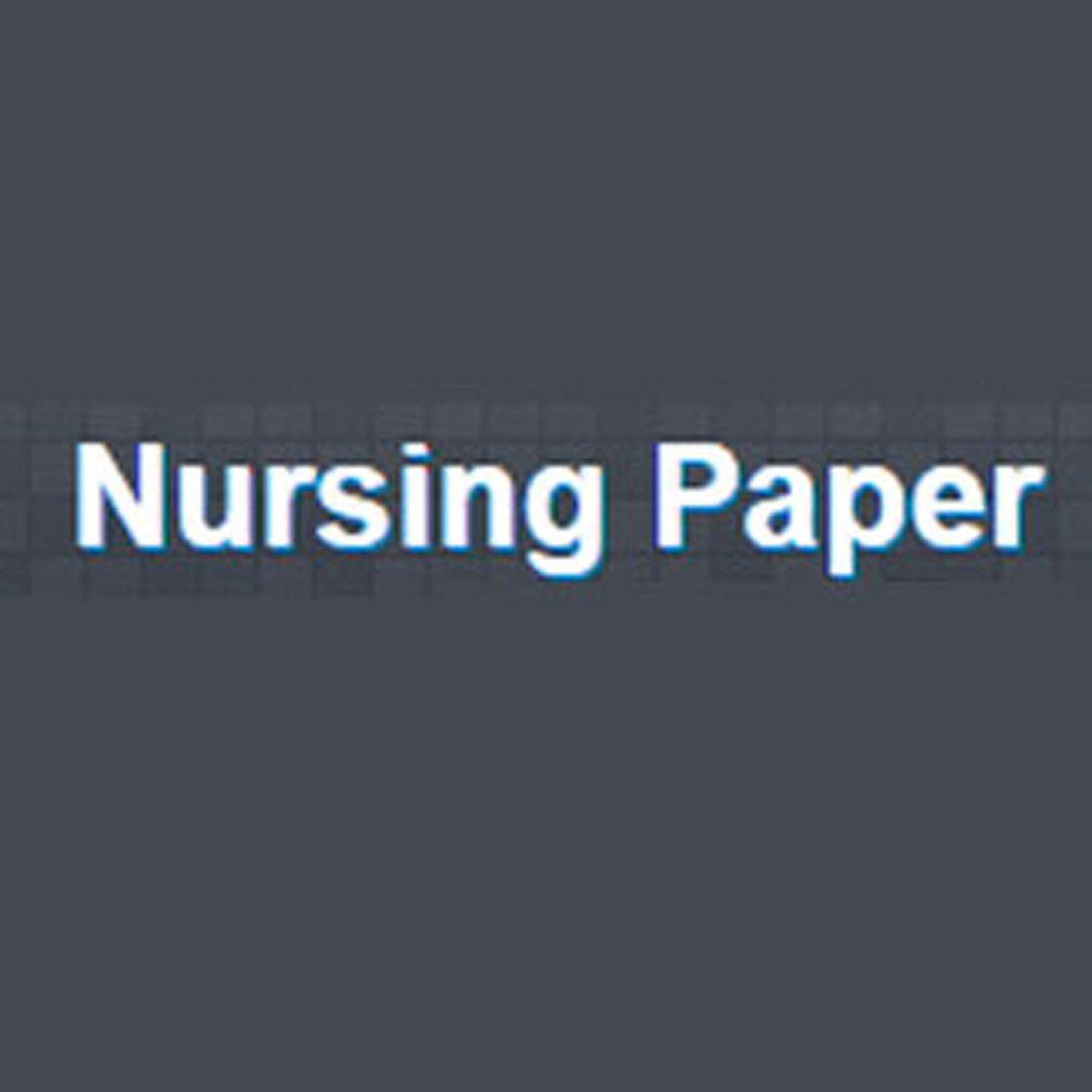 nursing portfolio template uk nursing paper