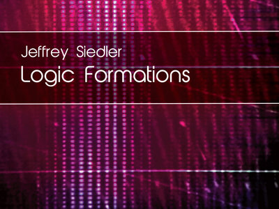 LOGIC FORMATIONS DVD main photo
