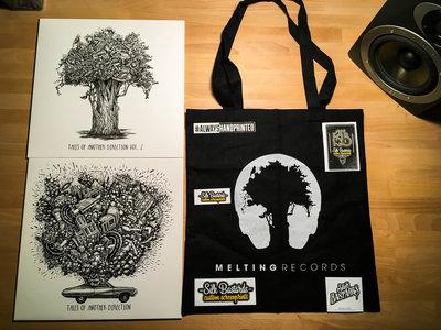 Melting Records goodies bag TOAD 1 & 2 main photo