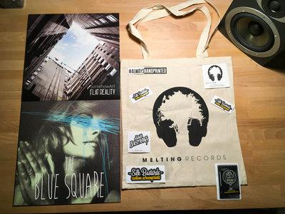 Melting Records goodies bag MR004 & MR006 main photo