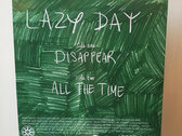"""7"""" - Disappear/All The Time photo"""