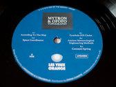 "Mytron & Ofofo - Topography - 12"" Vinyl photo"