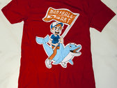 """Dolphin Space Ambassador"" T-shirt photo"