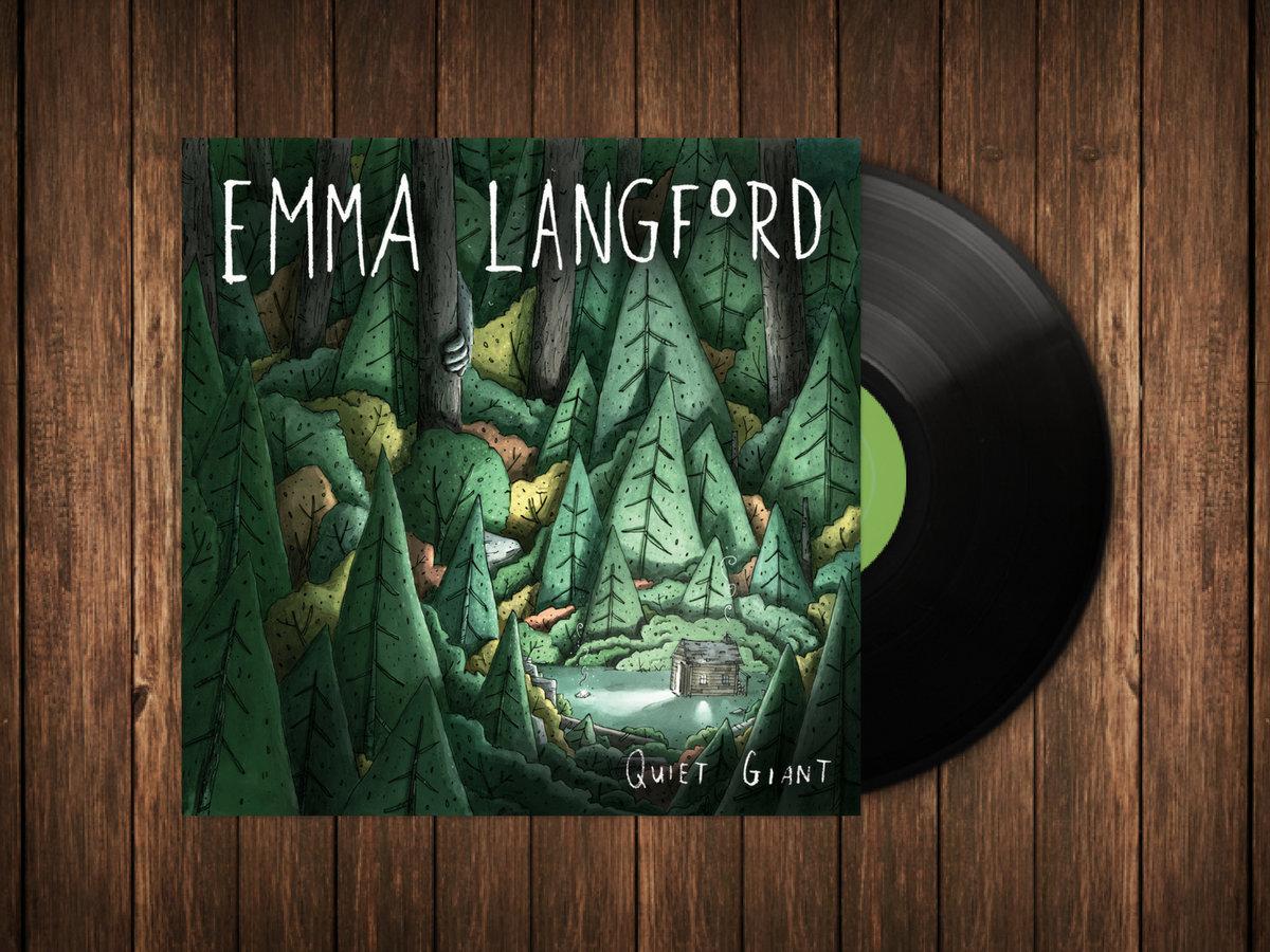 Quiet Giant Limited Edition 12 Vinyl