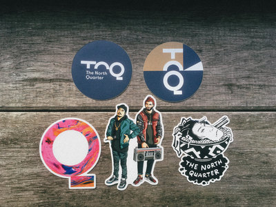 NQ Sticker Pack (5) main photo