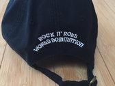 World Domination Hat photo