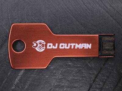 Dj CUTMAN Complete Collection USB Key main photo