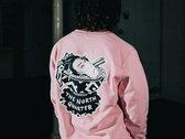 NQ Namakubi Crew Neck (Pink) photo