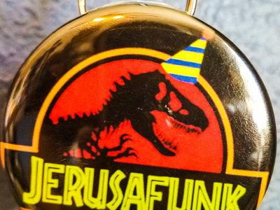 """Jurrasic Funk"" Keychain/Bottle Opener main photo"