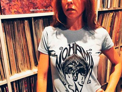 Camiseta Mohama Saz + álbum digital main photo