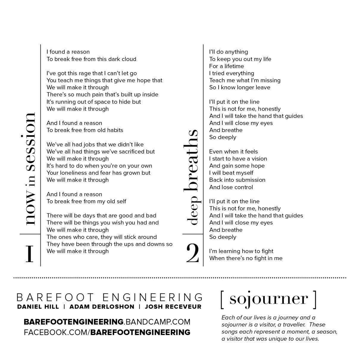 sojourner | Barefoot Engineering