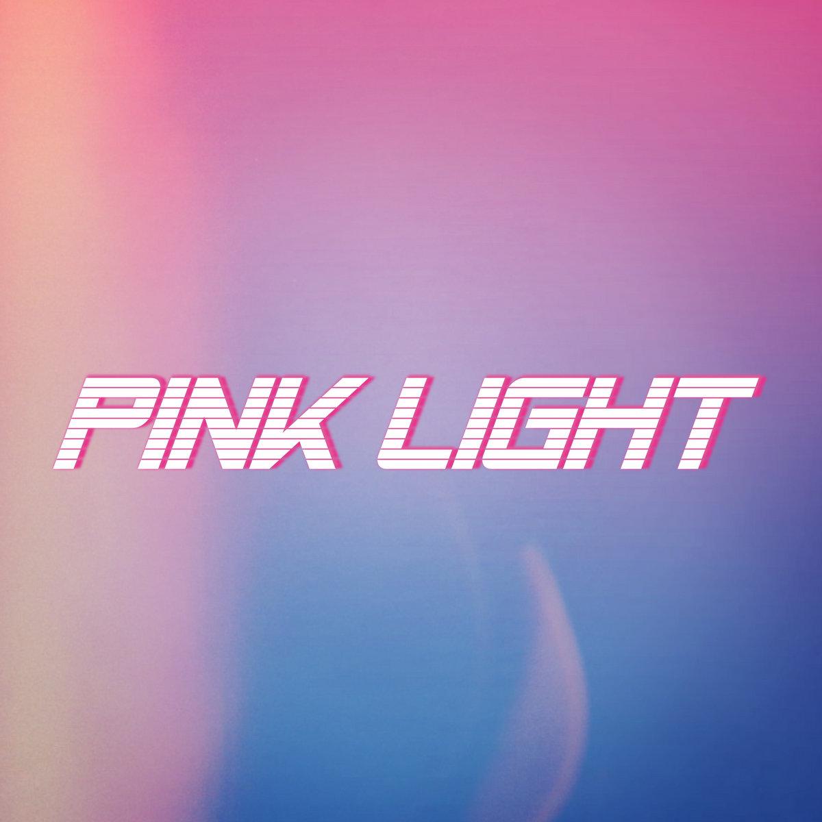 Pink Light Image