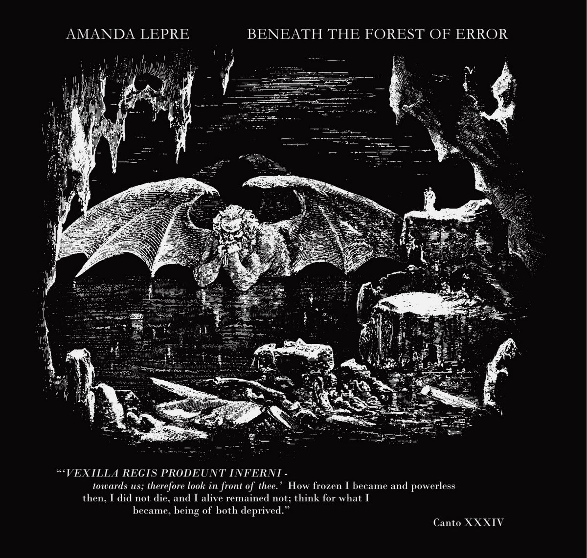 Lucifer Dante S Inferno T Shirt Amanda Lepre