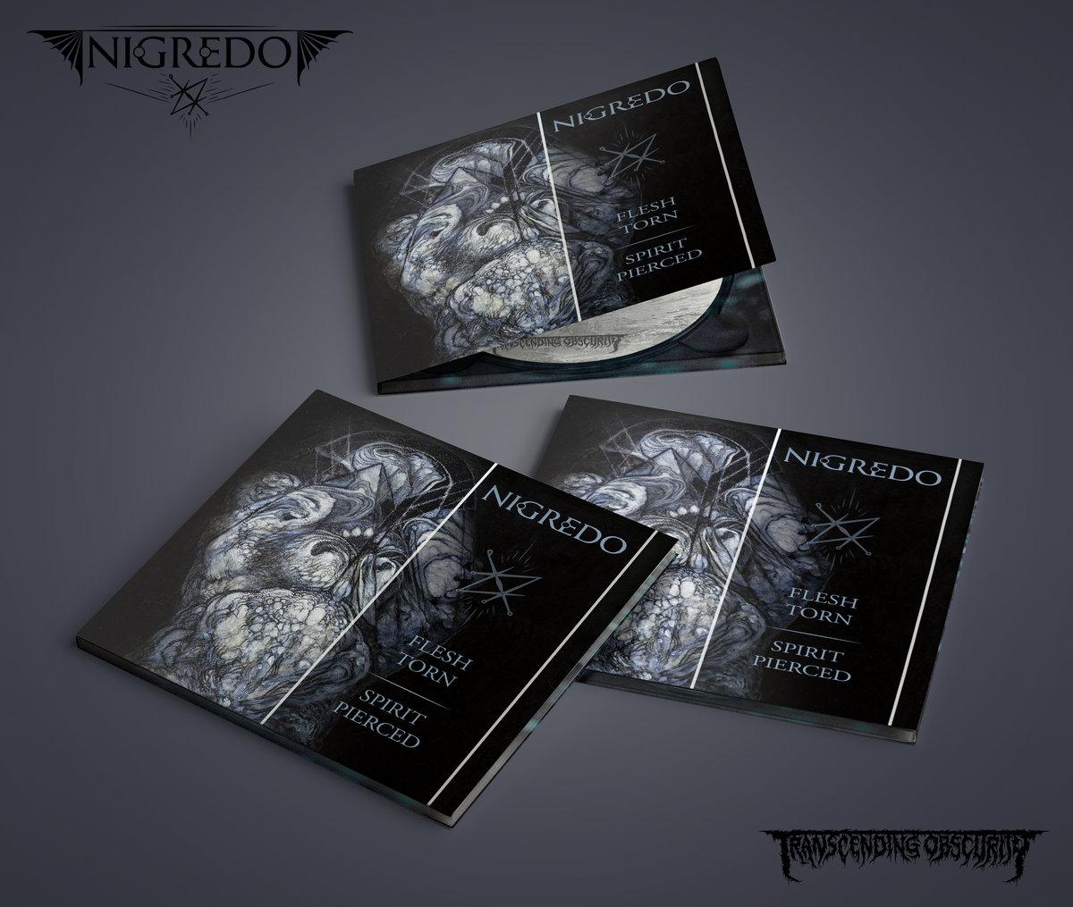 Flesh Torn - Spirit Pierced (Black Metal) | Nigredo