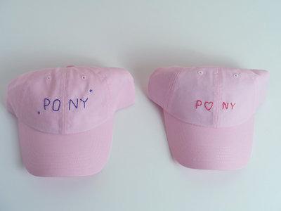 PONY HAT main photo