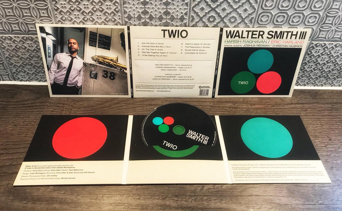 Adam's Apple   Whirlwind Recordings