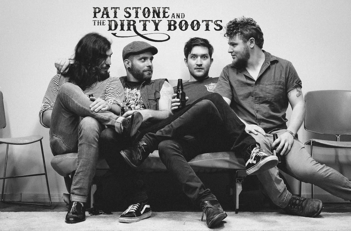 music | pat stone & the dirty boots