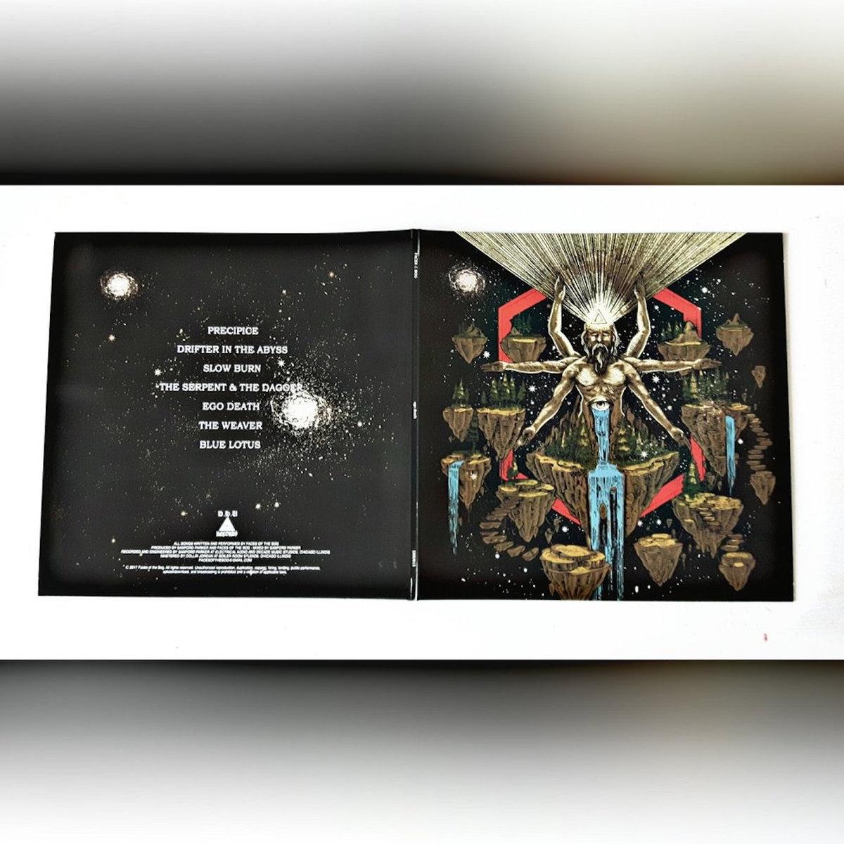 Ego Death | Faces of the Bog