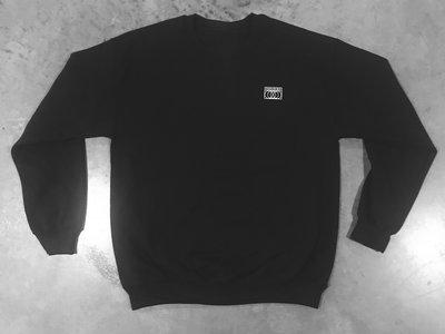 Crewneck Sweater (Black) main photo