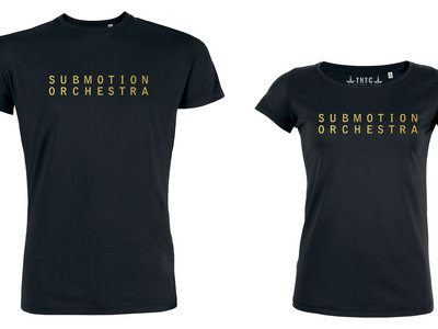 Submotion Orchestra Black & Gold T-Shirt main photo