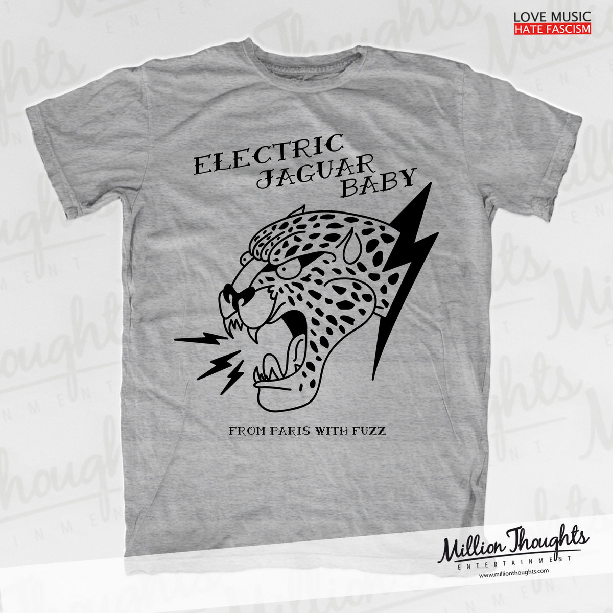 Foxy Lady Jimi Hendrix Cover Electric Jaguar Baby