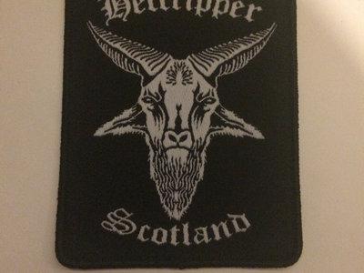 Hellripper - Scotland Patch main photo