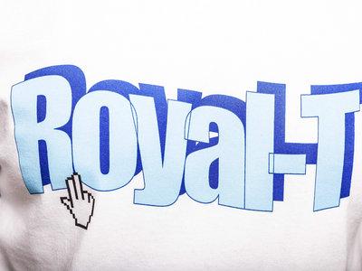 Royal-T WordArt T-Shirt main photo