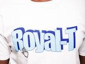 Royal-T WordArt T-Shirt photo