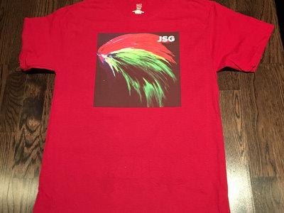 "JSG: ""Cover"" T-Shirt / Digital Download main photo"