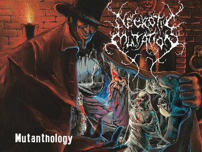 Necrotic Mutation - Mutanthology - Digipack CD main photo