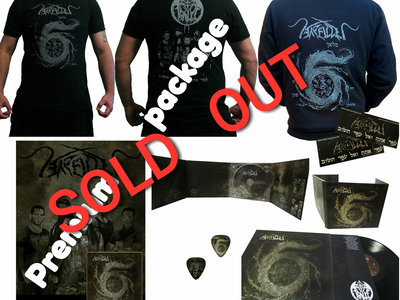 """""""Six"""" premium package. SOLD OUT! main photo"""