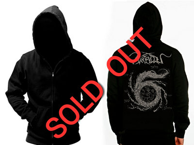 """Six"" album hoodie limited adition 2017 SOLD OUT! main photo"