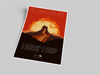 China Tour Poster 2018 main photo