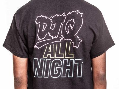 DJ Q All Night T-Shirt main photo