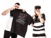 DJ Q All Night T-Shirt photo