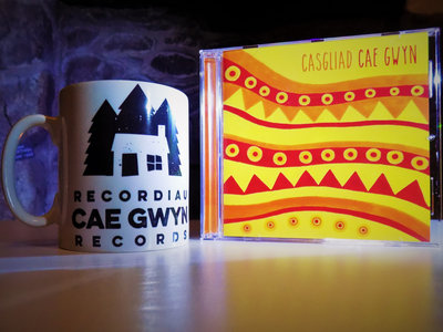 Mug with free CD / Myg gyda CD am ddim main photo