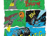 DEATH CAT COMICS Issue #1 photo