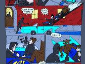 DEATH CAT COMICS Issue #2 photo