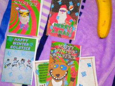 Holiday X-Mas Cards main photo