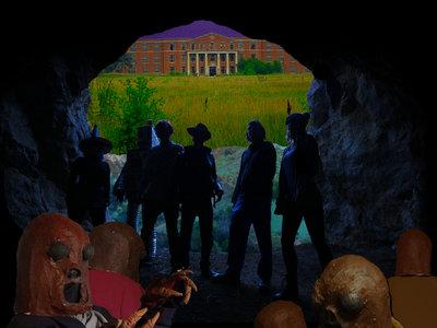 Death Cat vs The Mole-People Tour Poster main photo