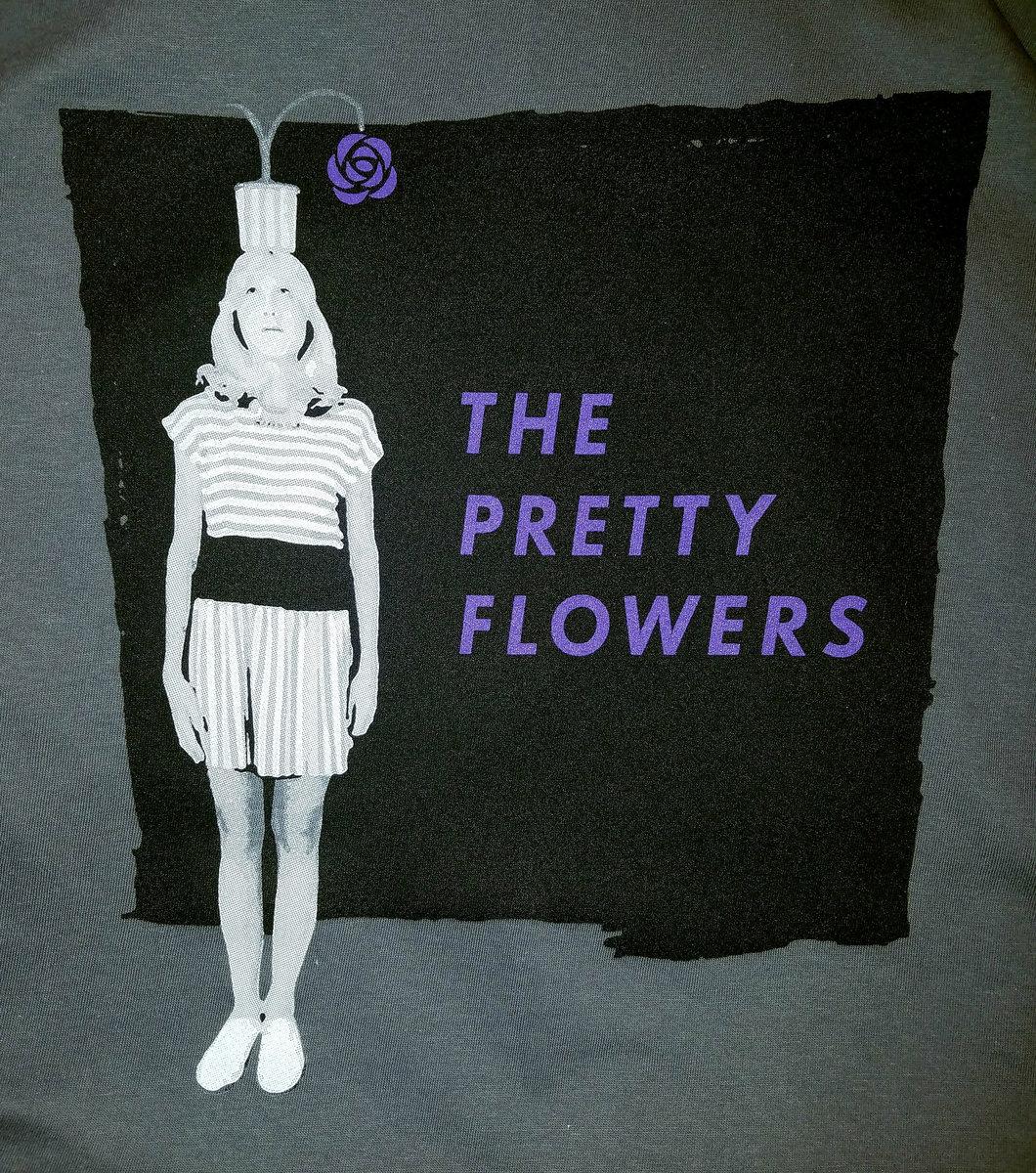 The Pretty Flowers Flower Pot Girl Shirt The Pretty Flowers