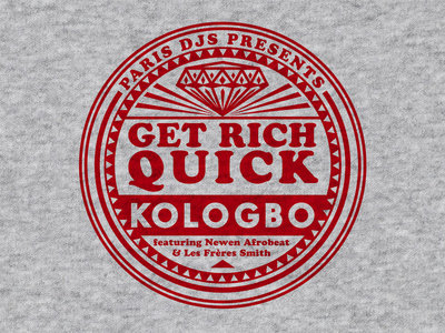 Wearplay EP#24 - Kologbo - Get Rich Quick feat. Newen Afrobeat & Les Freres Smith - T-shirt Made In France main photo