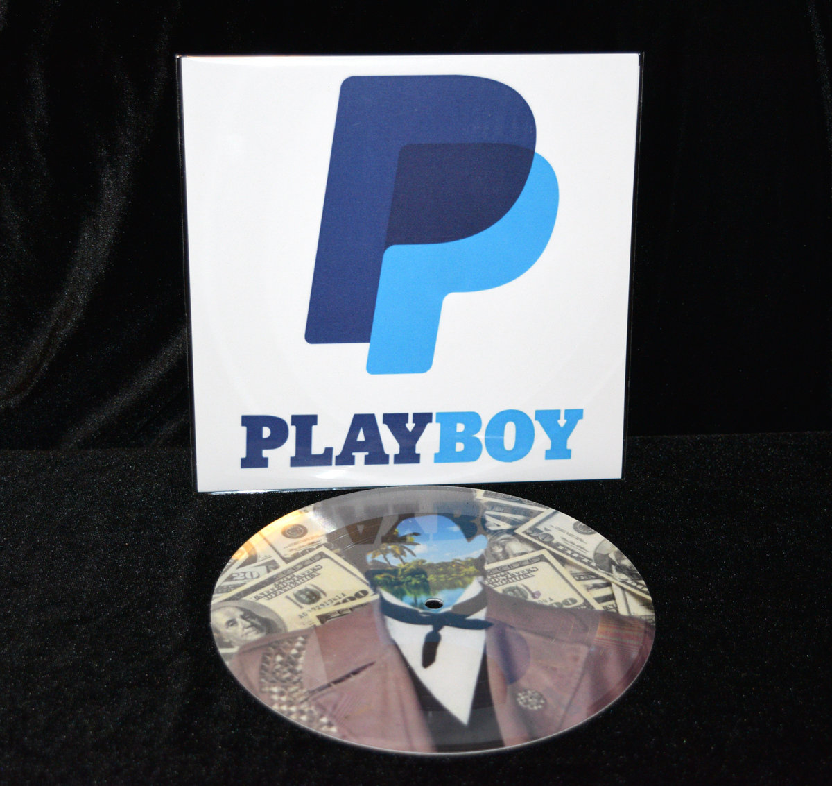 Limited edition 7 paypal playboy picture disc lathe ft 猫 シ corp