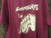 Terrorcaster T shirt photo