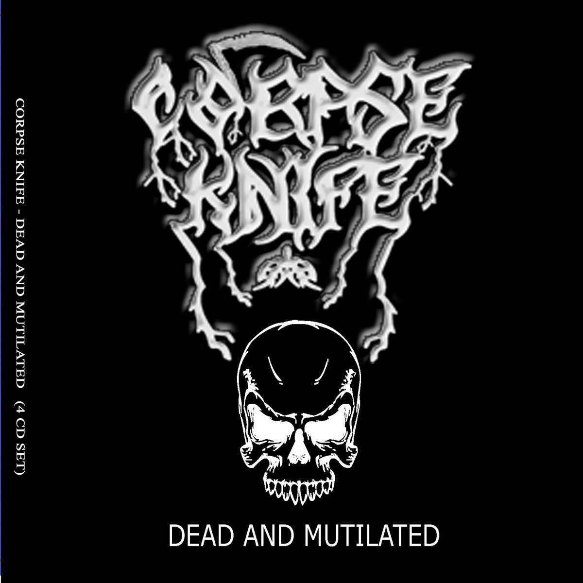 COVERED WITH INFECTED SCABS | Macabre Mastermind Records